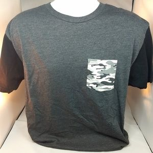 5.11 Tactical ALWAYS BE READY Gray TShirt Camo